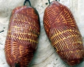 Aboriginal Decal Coolamon Droppers #17