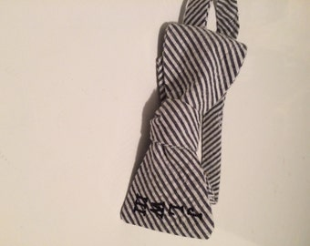 Toddler adjustable bow tie