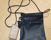 Cross Body Leather Phone Pouch/Purse