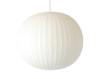 Original George Nelson Bubble Lamp