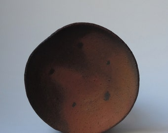 Wood Fired Small Plate Reduction Cooled Local California Clay, #656