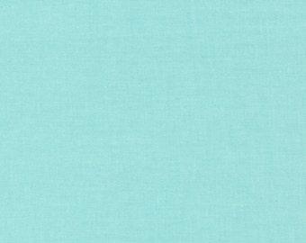 RAIN Cirrus Solid, Chambray Weight, Crossweave, Yarn Dyed Solid Fabric, 100% GOTS-Certified Organic Cotton, Cloud9 Fabrics, 910