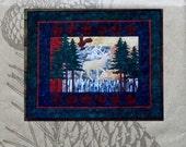 50% OFF McKenna Ryan Pine Needles UPPER VALLEY Art Quilt Wallhanging - Quilt Quilting Quilter Pattern Template