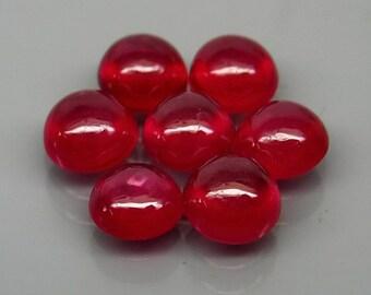 5mm Ruby  - 1 Cab
