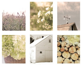 Rustic home decor photo set, rustic home decor set, country decor, farmhouse chic photo, weather vane, landscape art, farm decor