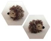 Little Crochet Hedgehog - amigurumi - Made to order