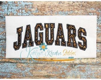 Jaguars Arched