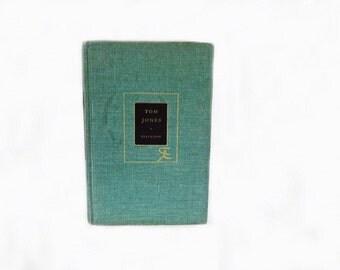 1950 History of Tom Jones A Foundling, British Fiction, British Comedy, Literary Classic, Literary Fiction, British Literature