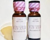 GRAPEFRUIT Skin Serum .5 oz bottle.