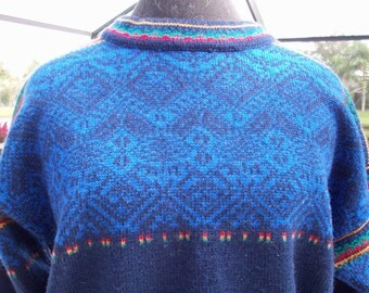 Nordic Wool Sweater by Meister