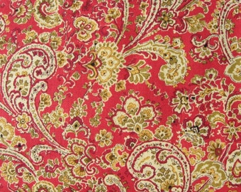 Harrington by P&B Textiles - Red - PB7416
