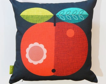 Rosey apple, pillow cover