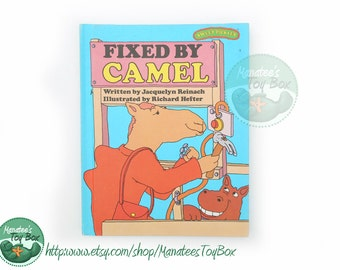 1970s Sweet Pickles Book: Fixed by Camel