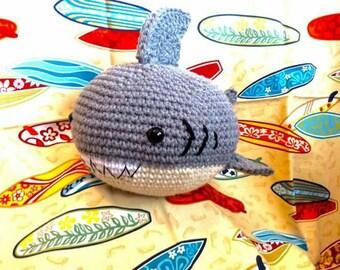 Toofy the Shark