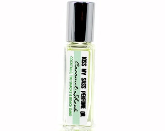 Coconut Shack Perfume Oil