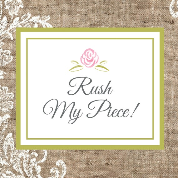 Rush Order - Expedited Orders - Fast Turnaround - Holidays - Gifts - Fast Shipping - Fabric flowers - Accessories - Weddings - Jewelry