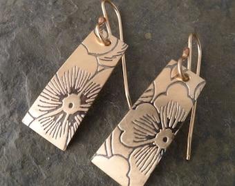 Kala Earrings  ~ Posey
