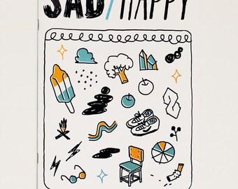 SAD/HAPPY Zine