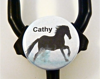 3M Littmann Bling ID Stethoscope name tag, Fits all Littmann models, including all other brands