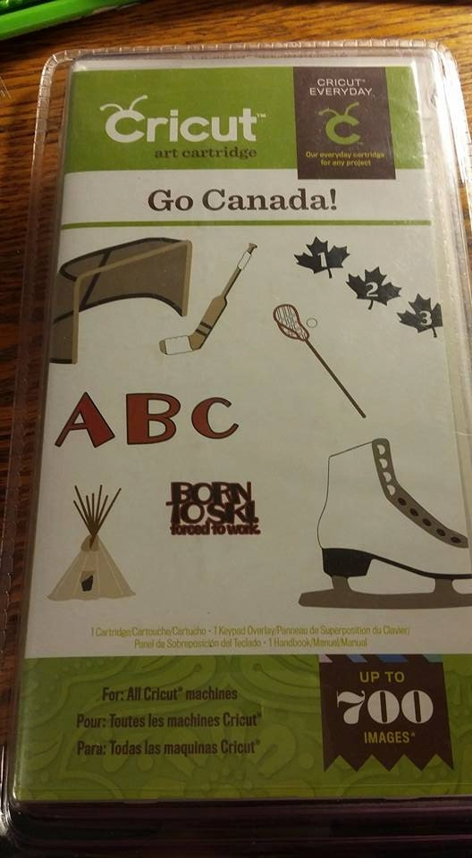 Cricut supplies canada