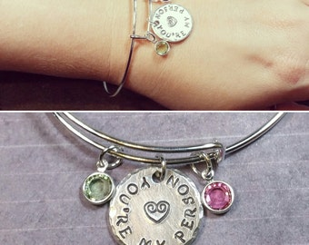 You're My Person Bracelet - Friendship - Best Friend Gift - BFF - Youre My Person - You Will Always Be My Person - Besties Bracelet