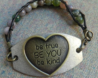 Be True...Strength Bracelet