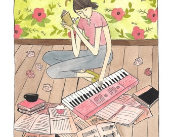 Songwriting - Print