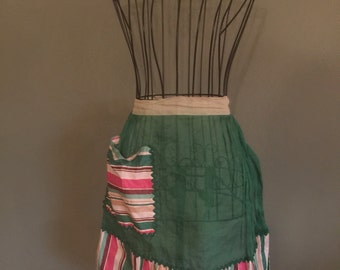 Vintage Custom Apron, small
