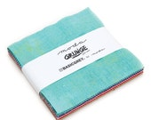 Moda Multi-Colored Grunge Charm Pack - 42 5 x 5 Inch Squares