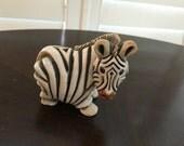 Artesania zebra Artesania Rinconada figurine