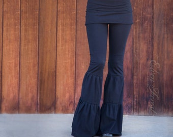 Zumi Flow Pants ~ with tripple tiered flares ~ the original