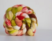 Kettle Dyed Superwash Merino Combed Top - 4.1 Ounces