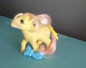 Vintage G1 My Little Pony Posey
