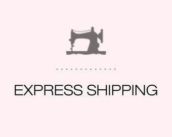 EXPRESS Shipping Canada and USA