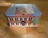 Vintage Tea Tin Box Middleton Place Charleston South Carolina