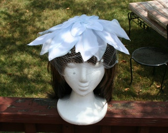 Fascinator Hat Petal Flower