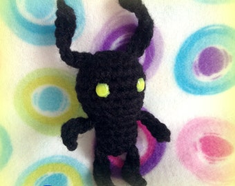 Oct. 16 ~ Heartless Mini Plushie! ~ 31 Nights of Halloween by MW