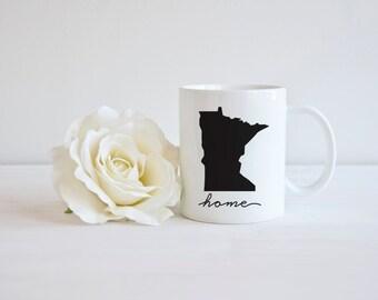 Minnesota Mug-Custom Color