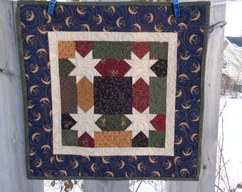Star little quilt, Star quilt Country Stars 0113-02