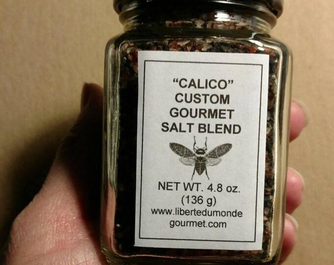 Calico Custom Gourmet Salt  Blend