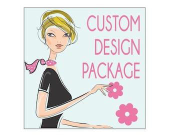 Customize My Designer Decal   Add On