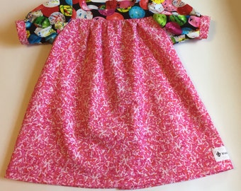 Candy Sprinkles Baby Girls Dress 3months