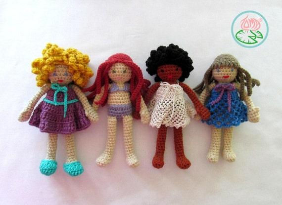 Inka, Amigurumi Bendy Doll
