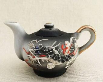 Dragon Teapot Etsy