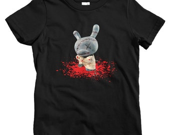 Kids Stitches T-shirt - Baby, Toddler, and Youth Sizes - Mummy Tee, Scary, Zombie, Monster - 2 Colors
