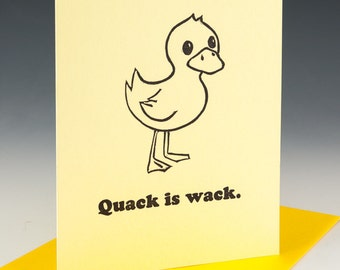 Quack is Wack (234)