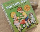Doctor Dan The Bandage Man  ~  Little Golden Book