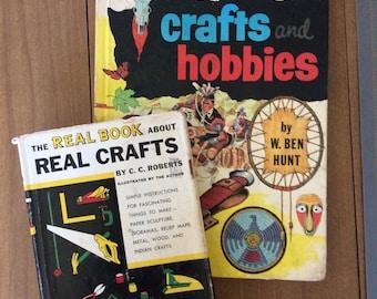 1950's Craft Books