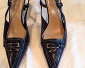 Joan and David black womens shoes sz 8.5