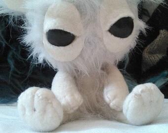 Alien Koala-like Creature